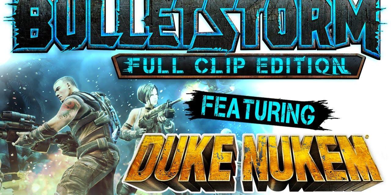 Bulletstorm llegará a la generación actual con la Full Clip Edition