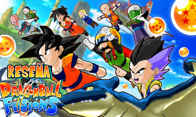 Reseña Dragon Ball Fusions