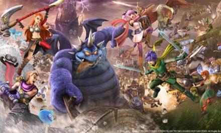 Dragon Quest Heroes II llegará el 25 de abril
