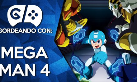 Gordeando con: Mega Man 4