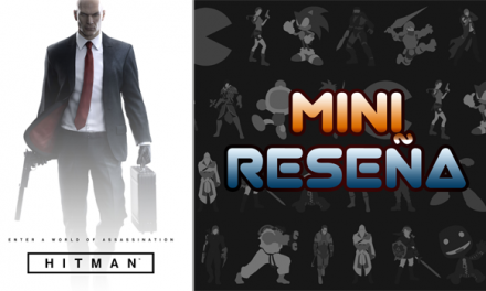 Mini-Reseña Hitman