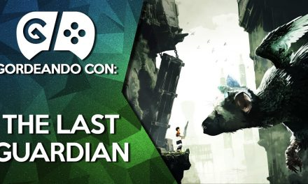 Gordeando con The Last Guardian