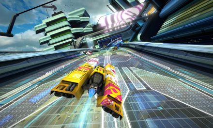 Wipeout está de regreso con la Omega Collection