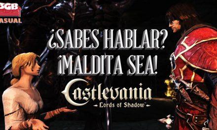 Casul-Stream: Castlevania: Lords of Shadow – ¿Sabes hablar? ¡Maldita Sea!