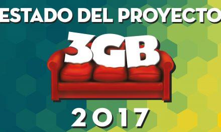 El Estado de 3GB en el 2017