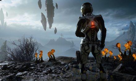 ¡Abrid grande!, que tenemos nuevo trailer de Mass Effect Andromeda