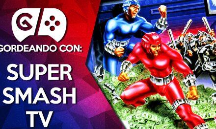 Gordeando con: Super Smash TV