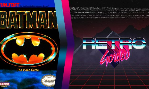 Retro Gordeo: Batman (NES)