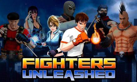 Reseña Escrita: Fighters Unleashed