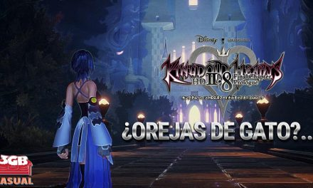 Casul-Stream: Kingdom Hearts HD 2.8 Final Chapter Prologue – ¿Orejas de gato?…
