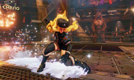 Kolin se une al roster de personajes jugables de Street Fighter V