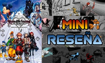 Mini-Reseña Kingdom Hearts HD 2.8 Final Chapter Prologue