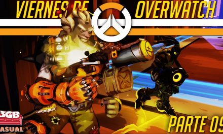 Casul-Stream: Viernes de Overwatch #9: Capturando al Gallo