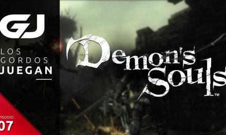 Los Gordos Juegan: Demon's Souls – Parte 7