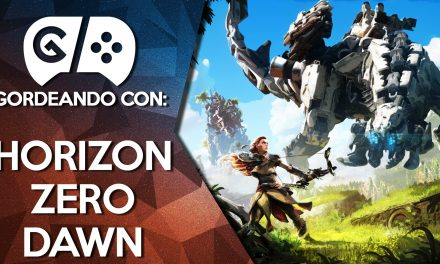 Gordeando con: Horizon Zero Dawn