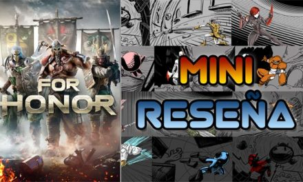Mini-Reseña For Honor
