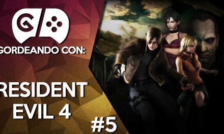Gordeando con: Resident Evil 4 – Parte 5