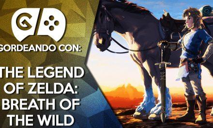 Gordeando con: The Legend of Zelda: Breath of the Wild