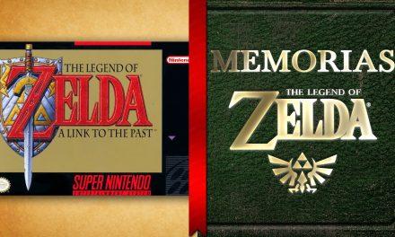 Memorias – The Legend of Zelda: A Link to the Past