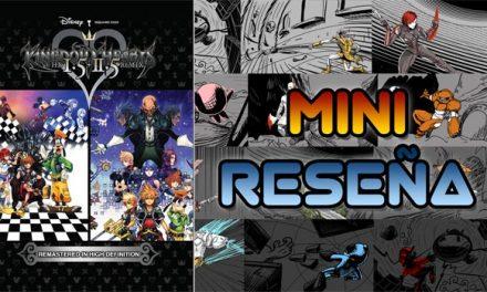 Mini-Reseña Kingdom Hearts HD 1.5 + 2.5 ReMIX