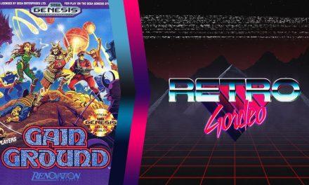 Retro Gordeo: Gain Ground (Genesis/Mega Drive)