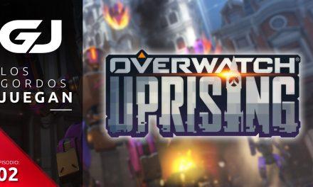 Los Gordos Juegan: Overwatch: Uprising – Parte 2