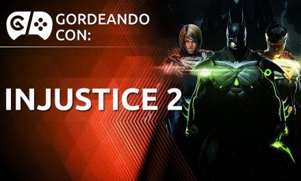 Gordeando con: Injustice 2
