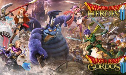 Reseña Dragon Quest Heroes II