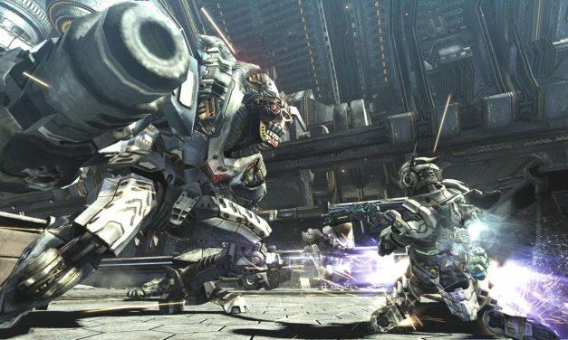 Sega confirma la fecha de salida para Vanquish en PC