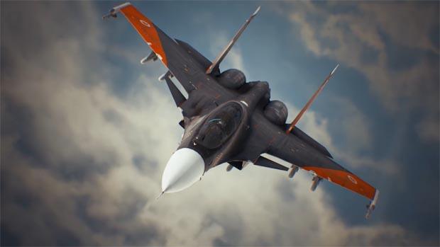Admirad el nuevo trailer de Ace Combat 7: Skies Unknown