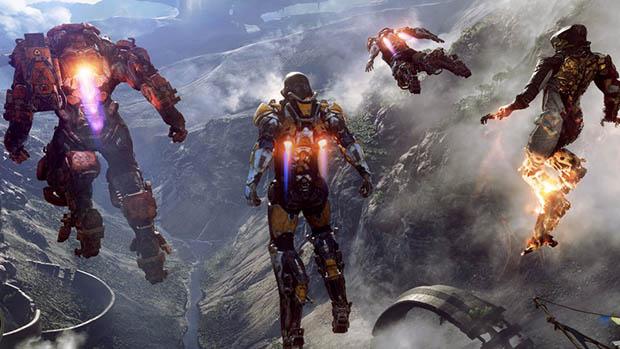 Se revela el primer gameplay de Anthem