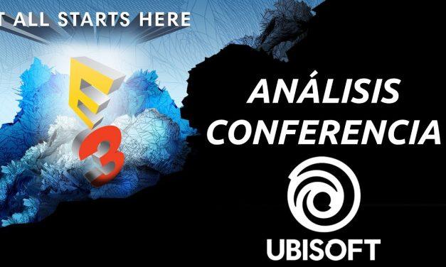 E3 2017 – Análisis Conferencia Ubisoft