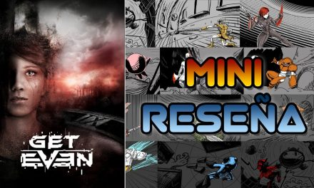 Mini-Reseña Get Even