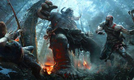Disfruten de este extenso trailer para el nuevo God of War