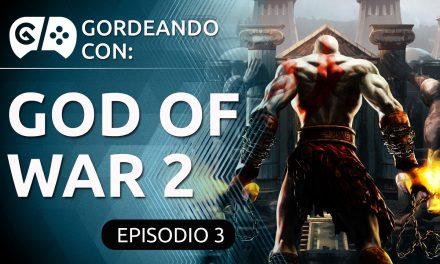 Gordeando con: God of War 2 – Parte 3