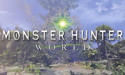 Monster Hunter World llegará para robar tu vida