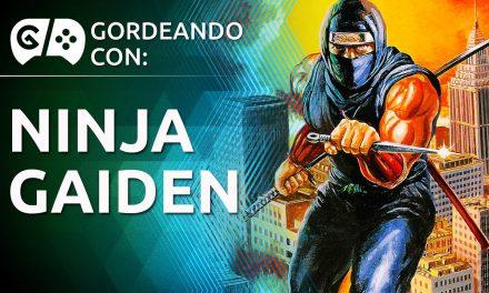 Gordeando con: Ninja Gaiden