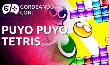 Gordeando con: Puyo Puyo Tetris