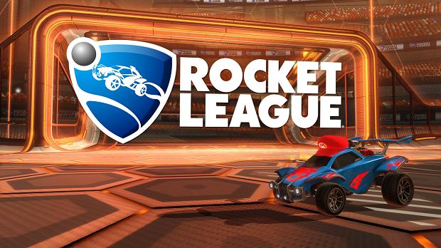 Rocket League estará disponible en el Nintendo Switch