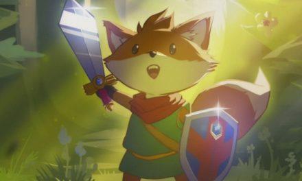 Tunic un encantador juego inspirado en Zelda