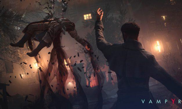 No se pierdan del demo de Vampyr del E3 2017