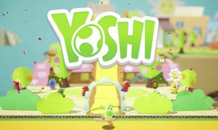 Yoshi llegará todo esponjoso en el 2018