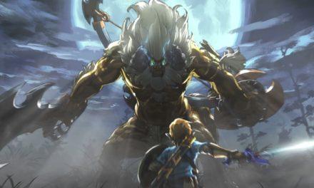 Más detalles del DLC de Zelda Breath of the Wild