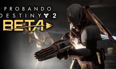Casul-Stream: Probando el Beta de Destiny 2