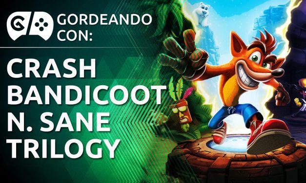 Gordeando con: Crash Bandicoot: N. Sane Trilogy