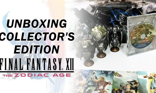 Unboxing: Final Fantasy XII The Zodiac Age Collector's Edition