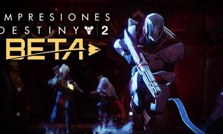 Impresiones del Beta de Destiny 2