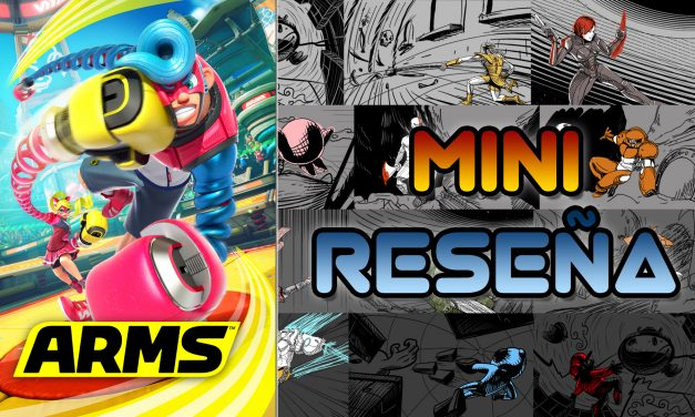 Mini-Reseña ARMS