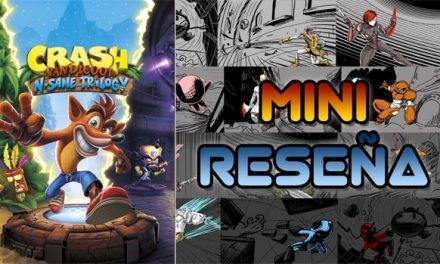 Mini-Reseña Crash Bandicoot N. Sane Trilogy