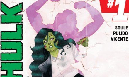 Cómics 94: She-Hulk (2014)